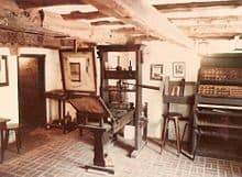 Featherbed Alley Printshop in Bermuda