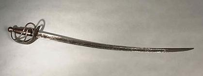 American Dragoon Saber