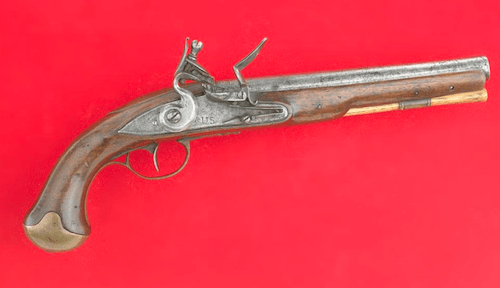 American Light Dragoon Pistol