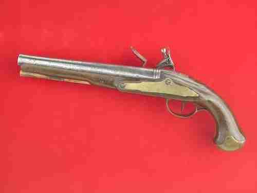 American Light Dragoon Pistol