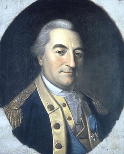 Baron De Kalb Portrait