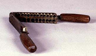 Folding Bullet Mold