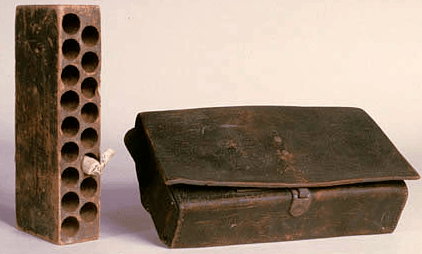 Cartridge Box & Pouch