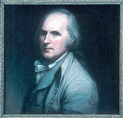 Charles Willson Peale Portrait