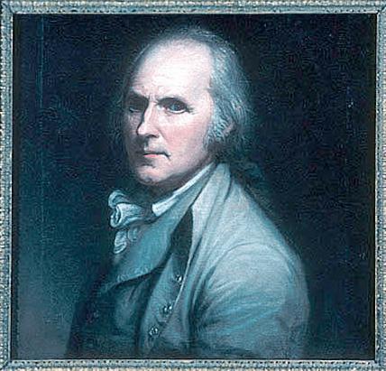 Charles Willson Peale Portrait