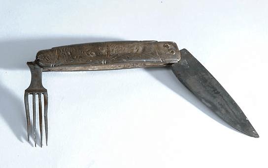 Combination Knife & Fork