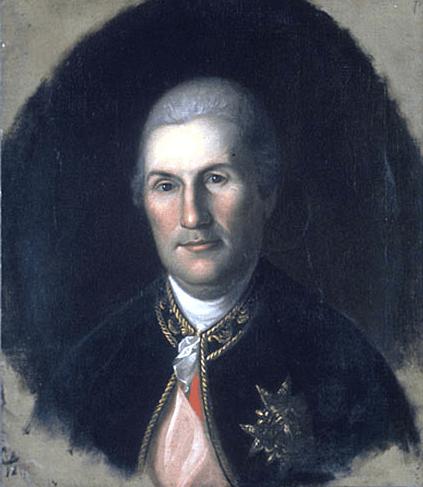 Comte de Rochambeau Portraits