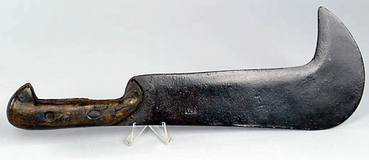 Fascine Knife
