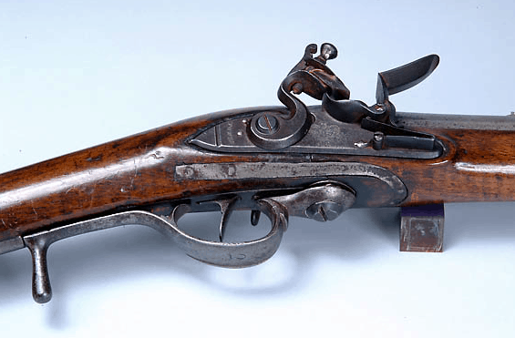 British Model 1776 Ferguson Rifle