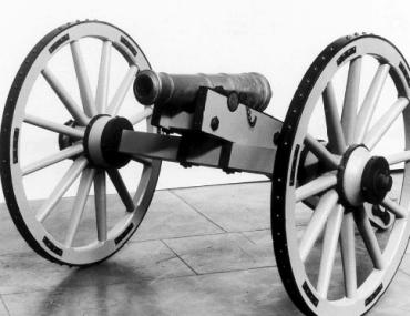 British 6-Pound Field Gun