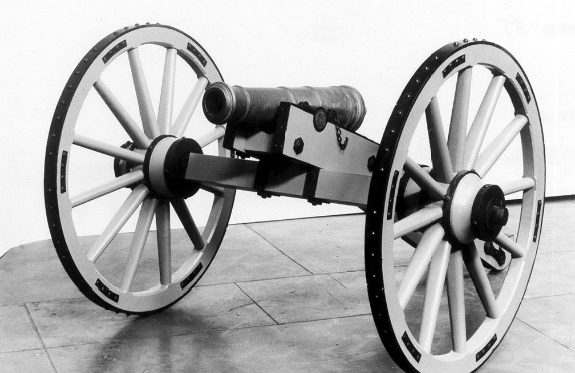 British 6-Pound Field Gun