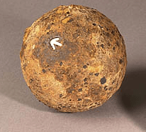 British Cannon Ball