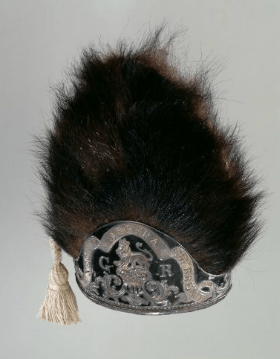 British Grenadier Bearskin Cap