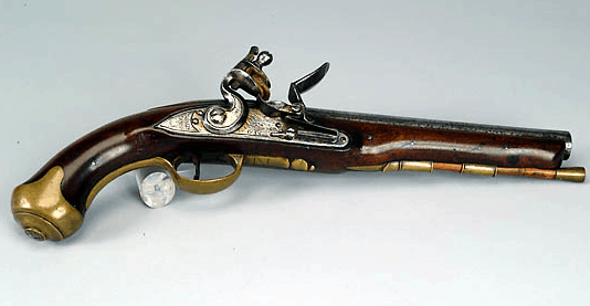 British Light Dragoon Pistol