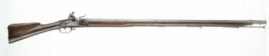 German Hessian Musket