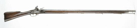 German Hessian Musket
