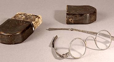 Eyeglasses & Case