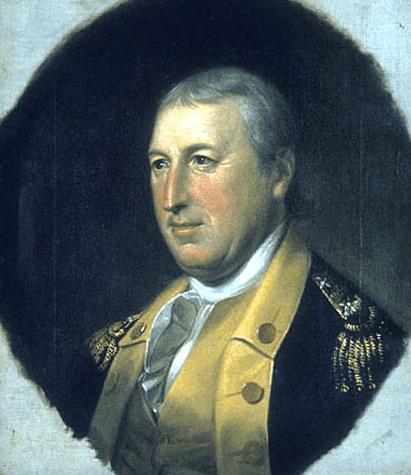 Horatio Gates Portrait