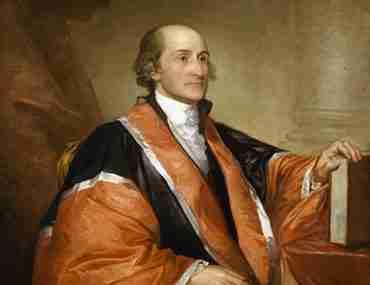 John Jay Portrait