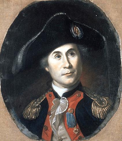 John Paul Jones Portrait