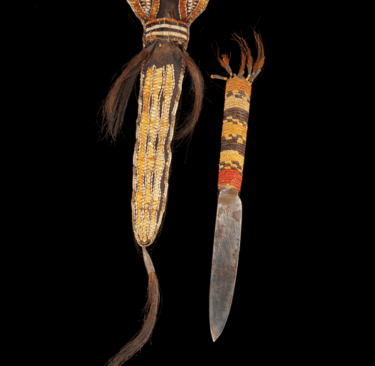 Lenape Knife & Sheath