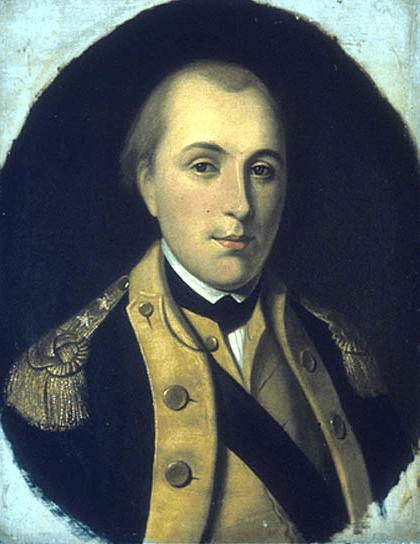 Marquis de Lafayette Portrait