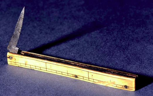Measuring Knife