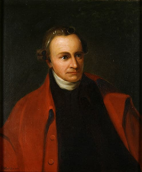 Patrick Henry Portrait