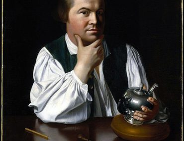 Paul Revere Portrait