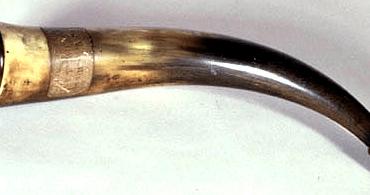 Long Powder Horn