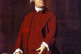Samuel Adams Portrait