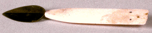 Steel and Ivory Scalpel