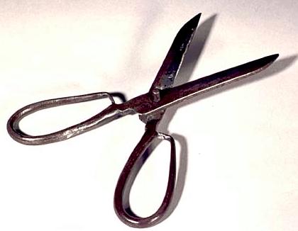 Iron Scissors