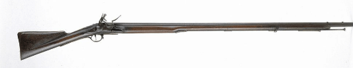 British Short Land Pattern Musket (Brown Bess)