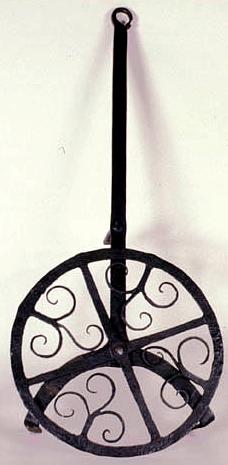 Iron Trivet (Gridiron)