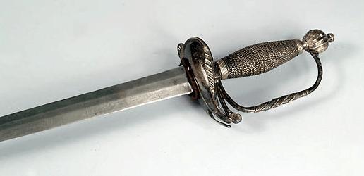 George Washington's Dress Sword