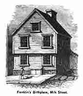 Ben Franklin Birthplace