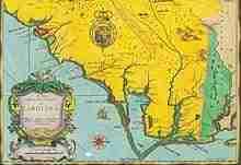 Carolina Map