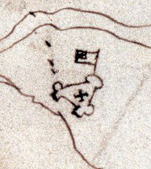 Jamestown Map