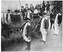 Liberty Bell to Allentown