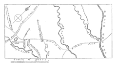 Map of Ninety Six