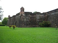 Fort at San Fernando do Omoa