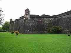 Fort at San Fernando do Omoa