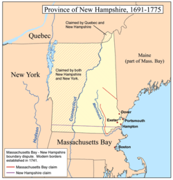 New Hampshire Colony