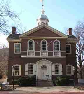 Carpenter's Hall
