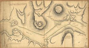 Battle of Forts Clinton & Montgomery 1777