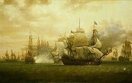 Battle of St. Kitts
