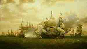 Battle of St. Kitts