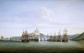 Battle of St. Lucia