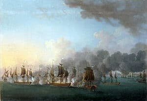 Action of 21 July 1781